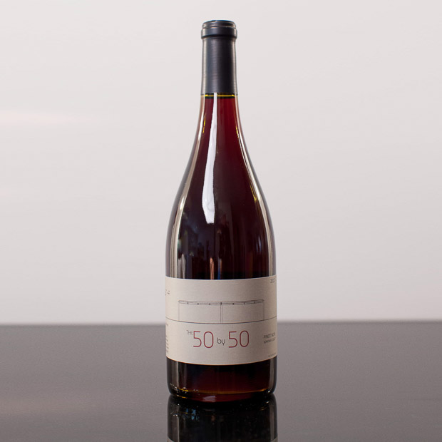 The Fifty by Fifty 2015 Pinot Noir